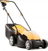 Riwall PRO REM 3615-travní sekačka s elektrickým motorem 2 v 1