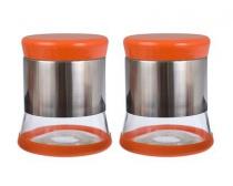 Dóza skleněná TEKNA Orange 750 ml