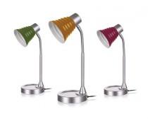 ACTIVER Lampa stolní ALTIMA 39 cm, mix barev