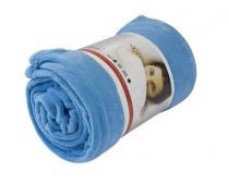 CALME Deka mikrovlákno JOLLY 200 x 150 cm, modrá