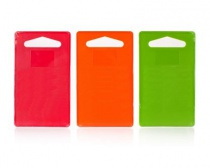 BANQUET Prkénko krájecí plastové CULINARIA Plastia Colore 24,5 x 14,4 cm