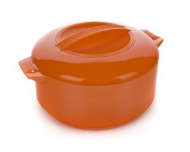 BANQUET Termohrnec s poklicí CULINARIA 3,5 l, oranžový