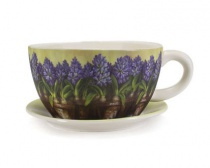 obal na květiny Jumbo Hyacint