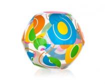 Plážový míč 50cm assort
