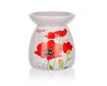 BANQUET Aroma lampa keramická RED POPPY 10,2 cm, OK