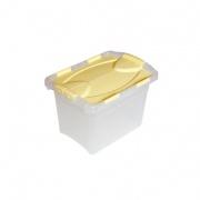 box úložný 20l, 42x30x30cm s víkem PH mix barev