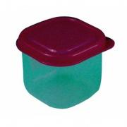 dóza  čtverc. 0,15l PH mix barev (6x6x6cm)