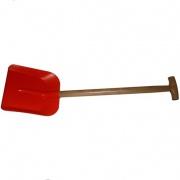 lopata uhelka 28x25cm PH S NÁSADOU 60cm, mix barev