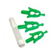 pinzeta na klíště (3ks) + pipetka na dezinfekční roztok PH