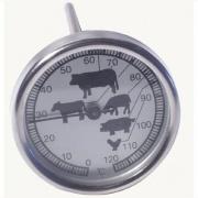 teploměr vpichovací do potravin pr.5cmx12cm  14.1002.60.90