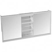 skříňka koupelnová trojdílná TZS-3, 73x36,5x10cm
