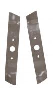 Greenworks žací nože 25 cm (dual blade system) pro model G40LM49DB (set 2 ks)