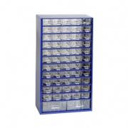 skříňka 2 velikosti 55m,2s 6749  30,5x58cm kov.