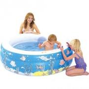"""bazén """"NAMALUJ SI MĚ"""" pr.152cm, v.50cm"""