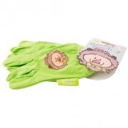 rukavice dětské 100% bavlna s elastickým zápěstím ZE