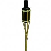 louč bambusová  90cm ČER