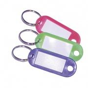 visačka na klíče 5,5cm PH malá ovál s kr.mix barev (50ks)