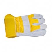 """rukavice EIDER 10"""" hovězí štípenka"""