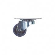 kolečko nábytkové otočné 24mm (50ks)