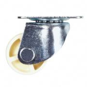 kolečko nábytkové otočné 32mm (10ks)