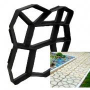 forma na beton MISTR DLAŽDIČ 40x40x4cm PH, vzhled kamene
