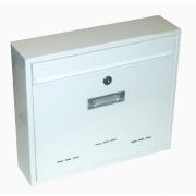 schránka poštovní RADIM V 360x310x90mm BÍ