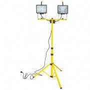 světlo halogenové 2x500W na stojanu