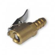 koncovka husticí šroubovací na hadici 6mm