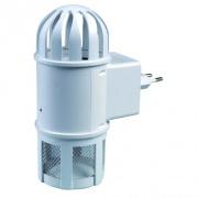 lapač hmyzu do zásuvky UV-A LED, 16x7x13cm