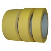 páska krepová 50mmx50m ŽL do 60 stupňů