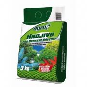 hnojivo okrasné dřeviny 3 kg AGRO