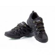 Sportovní obuv Fit Walk černo-zelené