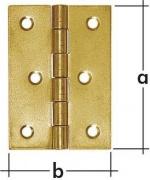 závěs kloub. 40x1,0mm ZS40