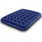 Air Bed Klasik dvoulůžko modrá