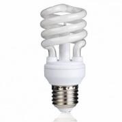 Ionizační žárovka E27, 15W, studená bílá