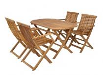 HECHT BASIC SET 4 - set zahradního nábytku