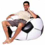 Nafukovací křeslo sportovní fotbal