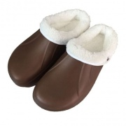 pantofle gumové zimní dámské vel. 40 mix barev (pár)