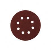 DWT brusný papír pr. 125 mm, zrno 320 (kov, dřevo)