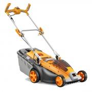 Riwall PRO RALM 3740i-akumulátorová travní sekačka 40 V