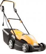 Riwall PRO REM 3816-travní sekačka s elektrickým motorem 2 v 1