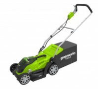 Greenworks G40LM35-aku 40 V travní sekačka 35 cm