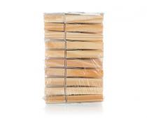 Sada dřevěných kolíčků na prádlo ECONOMY, 20 ks