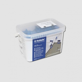 Smart level - STARTOVACÍ BALÍČEK- spony - 100 ks + klíny 100 ks + kbelík 5l