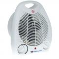 DEDRA Elektrický topný ventilátor
