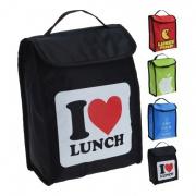 taška chladicí na oběd 4l 24x18,5x10cm, s potiskem, mix barev
