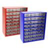 skříňka 1 velikost 40m 6710  30,5x37cm kov.