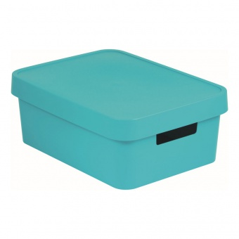 0ac5c8b1d box úložný INFINITY 36,3x27x13,8cm s víkem, PH MO | HobyNepomuk.cz
