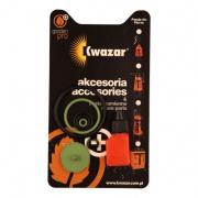 těsnění+olejnička k postřikovači ORION KWAZAR sada 7díl.