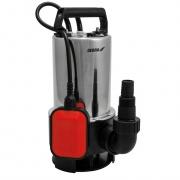 Ponorné čerpadlo INOX 1100W pro čistou a špinavou vodu DED8845X